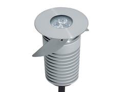 Faretto per esterno a LED in acciaio inox da incassoSELENE - ADHARA