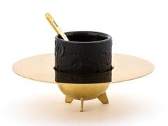 Tazza da caffè con piattinoSELETTI - LUNAR - ARCHIPRODUCTS.COM