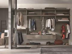 Cabina armadio componibile in frassinoSELTZ - TOMASELLA INDUSTRIA MOBILI