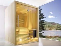 Sauna prefabbricata SENSATION | Sauna - Sensation