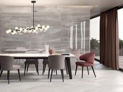 Gres porcellanato a massa colorataSENSI Arabesque Silver Lux+ - ABK GROUP INDUSTRIE CERAMICHE