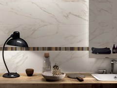 Gres porcellanato a massa colorata SENSI Calacatta Select Sablè - ABK GROUP INDUSTRIE CERAMICHE
