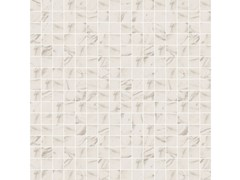 Mosaico lucido con bordi irregolariSENSI MOSAICO ART Calacatta Select lux+ - ABK GROUP INDUSTRIE CERAMICHE