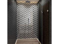 Mosaico a motivi geometriciSENSI MOSAICO DEKOR COLD - ABK GROUP INDUSTRIE CERAMICHE
