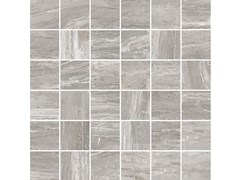 Mosaico finitura opacaSENSI MOSAICO QUADRETTI Arabesque Silver sablè - ABK GROUP INDUSTRIE CERAMICHE