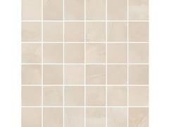 Mosaico finitura opacaSENSI MOSAICO QUADRETTI Sahara Cream sablè - ABK GROUP INDUSTRIE CERAMICHE