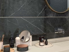 Gres porcellanato a massa colorata SENSI Pietra Grey Lux+ - ABK GROUP INDUSTRIE CERAMICHE