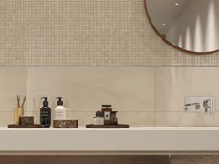 Gres porcellanato a massa colorata SENSI Sahara Cream Lux+ - ABK GROUP INDUSTRIE CERAMICHE
