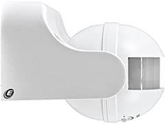 Sensore di presenza infrarossi con crepuscolareSENSORE DI PRESENZA - ELECTRALINE