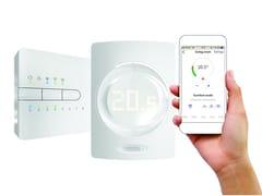 Sistema di controllo per impianto di climatizzazioneSENTIO - WAVIN ITALIA