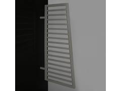 Termoarredo verticale in acciaio verniciato a polvere a pareteSEPARE' - GEBER RADIATORI