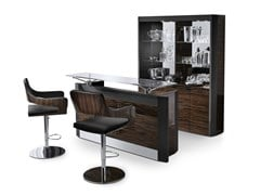 Bancone bar / mobile barSERA | Mobile bar - I 4 MARIANI