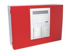 Sistema di rilevazione ed allarme antincendioSERIE 500 - URMET