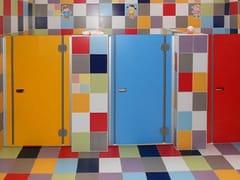 Cabine per spogliatoio per scuoleBOX KINDER SERIE GK 1-F - GES GROUP