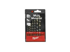 Set punte multimateriale SET DI PUNTE UNIVERSALI TCT 7pz - MILWAUKEE ELECTRIC TOOL CORPORATION