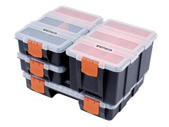 Organizer in polipropilene SET ORGANIZER 4 PCS - MORGANTI
