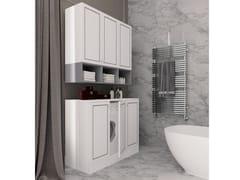 Mobile lavanderia in legno con ante a battenteSETA 14 | Mobile lavanderia - ARCHEDA