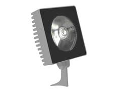 Proiettore per esterno a LED orientabile in alluminioSF01 | Proiettore per esterno - ADHARA