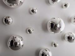 Oggetto decorativo in acciaio cromatoSFERE - FUORILUOGO DESIGN