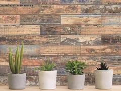 Pavimento/rivestimento effetto legnoSHABBY - AREZIA