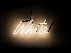 Lettera luminosa da pareteSHADES WHITE - SELETTI