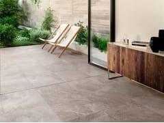 Pavimento/rivestimento in gres porcellanato effetto pietraSHADESTONE GREY - CERAMICA SANT'AGOSTINO