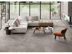 Pavimento/rivestimento in gres porcellanato effetto pietraSHALE Greige - ITALGRANITI