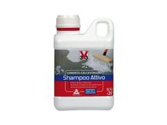 Detergente per pavimenti in cemento o calcestruzzoSHAMPOO ATTIVO PAVIMENTO - V33 ITALIA