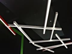 Lampada a sospensione a LED in alluminioSHANGHAI - ADHARA
