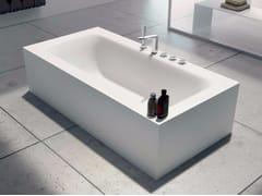 LASA IDEA, SHAPE 02 Vasca da bagno rettangolare