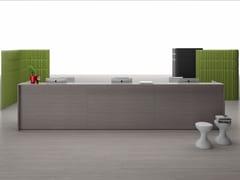 Banco reception per ufficio modulareSHARD | Banco reception per ufficio - CITTERIO