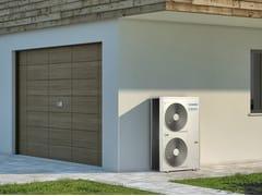 Pompa di calore ad aria/acqua SHERPA MONOBLOC - Pompe di calore