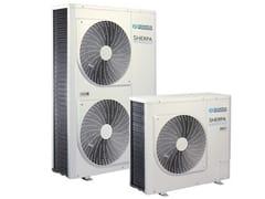 Pompa di calore ad aria/acqua SHERPA® MONOBLOC - Pompe di calore