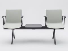 Seduta su barra a pavimento in plasticaSHILA | Seduta su barra - MDD