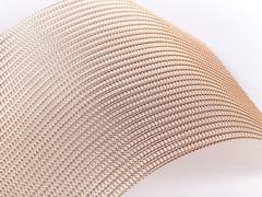 Rete e tela metallica in bronzo SHINE BRONZE -