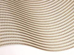 Rete e tela metallica in ottone SHINE GOLD -