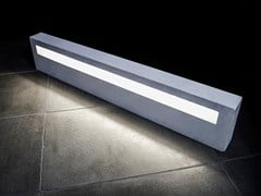 Segnapasso a LED a pareteSHINING CURB - FAVARO1