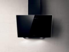 Cappa in vetro a parete con illuminazione integrataSHIRE - ELICA