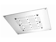 Soffione doccia a soffitto con cromoterapia SHOWER | Soffione doccia a soffitto - Shower