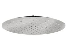Soffione doccia ultrapiatto orientabile SHOWERSSTEEL - 0423130 - ShowersSteel
