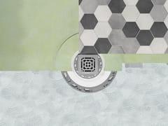 Impermeabilizzazione per docciaSHOWERTEC - PROFILITEC