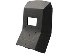 Maschera di protezione per saldaturaSI 2 - SOGES