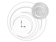 Orologio in MDF da pareteSI-297 | Orologio - L.A.S