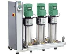 Pompa e circolatore per impianto idricoSIBOOST SMART (FC) HELIX V - WILO ITALIA