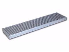 Gradino in acciaioSICURFILS | Gradino - FILS