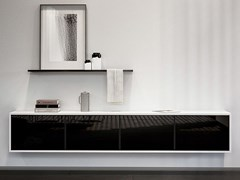 Madia laccata sospesaSieMatic PURE COLLECTION | Madia - SIEMATIC MÖBELWERKE