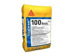 SIKA ITALIA, SIKACERAM®-100 BASIC Adesivo in polvere per piastrelle ceramiche