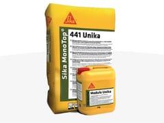 Malta monocomponente per riparazione strutturaleSIKA MONOTOP®-441 UNIKA - SIKA ITALIA