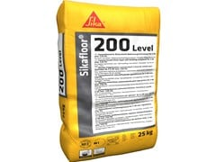Livellina cementizia monocomponente SIKAFLOOR®-200 LEVEL - Sikafloor
