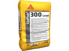 Livellina cementizia monocomponente SIKAFLOOR®-300 LEVEL - Sikafloor